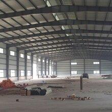 山东地区回收钢结构实时报价拆迁钢结构收购市场图片
