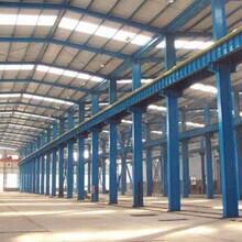 北京砖厂设备回收案例拆迁工厂设备回收业务电话图片