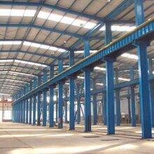内蒙古大型钢结构厂房回收专业厂房设备拆迁公司图片