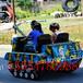 四季游乐项目双人坦克车双人双座越野坦克车设备低价售出质保无忧