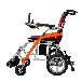 金百合D11可折叠便携晚年迈人残疾人电动轮椅车