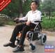 美利驰电动轮椅P108进口控制器台湾电机折叠轻便老人代步车轮椅
