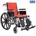 康扬KM-5000坐卧两用轮椅车
