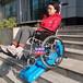 武汉萨瓦瑞亚ROBY爬楼车爬楼轮椅