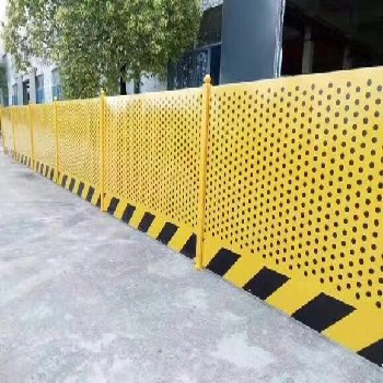 基坑护栏,临边护栏,基坑安全围栏,基坑防护栏