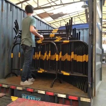 移动护栏,铁马护栏,临时护栏,便携式护栏