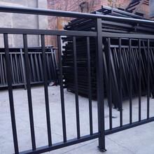 肇慶鋅鋼陽臺護欄簡易陽臺圍欄組裝式護欄陽臺護欄廠家直銷包安裝圖片