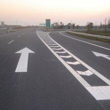 道路划线丨车位划线丨彩色道路划线丨交通道路划线丨3D划线