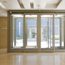 供应西安自动门西安无框玻璃自动门西安玻璃自动门报价图片