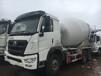 玉林新款国五混凝土搅拌车湖北厂家直销6方12方水泥罐车