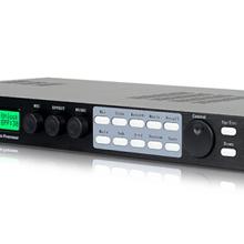 天琴五号前级数字效果处理器KTV防啸叫混响器家用K歌混音器