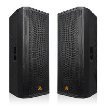 BM系列两分频三单元专业音箱