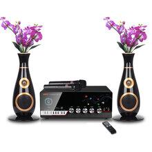 狮乐花瓶二号家庭影院音响组合套装家用K歌功放客厅电视+重低音炮