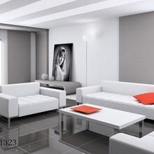 郑州栖喜装饰为您解答室内装修墙面材料选择