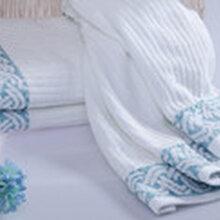 水波纹提花竹纤维浴巾MFY-166