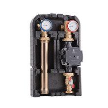 厂家直销意大利原装直通式分区供热循环泵站地暖混水温控中心图片