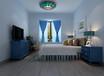 纯美蓝色#地中海风格#带有浓郁的人文地域风情