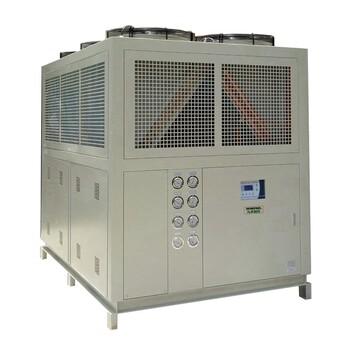廣州箱型風冷式制冷機,冷卻系統