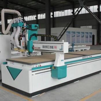 安徽板式家具,定制家具专用排钻加工中心开料机价格