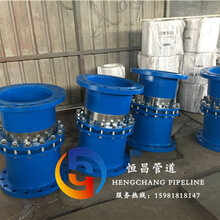 一级管网套筒式补偿器陕西产品质量层层把关