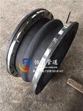 云南一体型橡胶翻边补偿器厂家隧道新闻采访