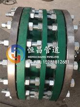 南京法兰式套筒补偿器可拆式双法兰传力接头厂家互联网