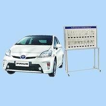 汽车新能源整车故障诊断系统示教板_新能源汽车教学设备厂家