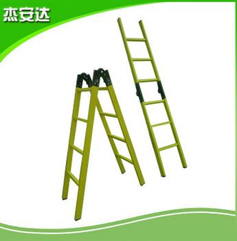 杰安達玻璃鋼絕緣竹節梯可定制高度