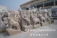 十二生肖石雕,园林景观动物石雕,花岗岩石材12生肖动物石雕