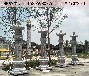 经幢石雕寺庙景观柱子石雕雕刻经文的柱子石雕