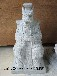 海龙王石雕像,坐像山神石雕像,道教神像石雕