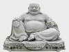 坐像弥勒佛石雕,布袋和尚石雕