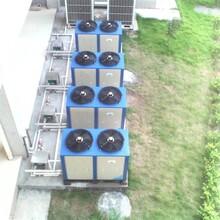 深圳空气能安装热泵热水器工程腾波热水