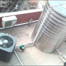 深圳空气能安装酒店宾馆热泵热水器厂家腾波热水