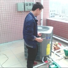 腾波热水热泵热水器工程深圳空气能安装
