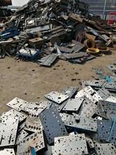 唯亭废铝回收铁屑回收图片