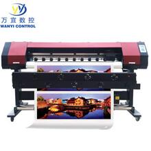 吉林高速户外广告写真机压电写真机数码打印机送货上门