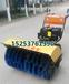 黑龙江伊春手推式汽油除雪机多功能小型扬雪机生产厂家