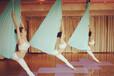 郑州空中瑜伽培训郑州空中瘦身瑜伽郑州帕玛瑜伽会馆