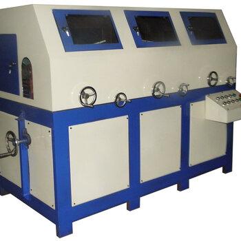重慶環保除塵自動圓管拋光機CBT-HYP01