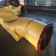 超然生產各種工業用橡膠軟管吸排水膠管排吸泥沙膠管圖片