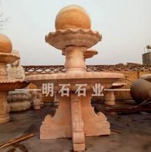 上饒大理石風水球現貨,風水球噴泉圖片