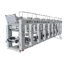 WBAY-D型凹版印刷机(80米/分钟),塑料编织袋印刷机图片