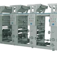 ASY-B型凹版印刷机(双收双放),单色,双色,三色,四色卷筒纸印刷机图片