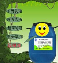 湖南株洲纯丙乳液用途图片