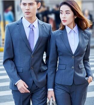 花都区商务休闲西装定制高端面料,男女西装套装定做,时尚设计