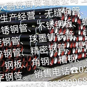 重庆dn300球墨铸铁管