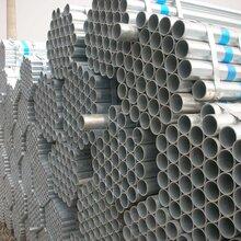 dn15镀锌管加工厂dn152.0镀锌管热镀锌钢管现货