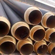 重庆聚氨酯保温管聚氨酯发泡保温螺旋钢管图片