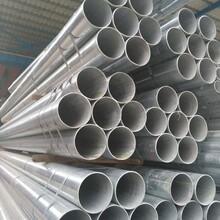 鍍鋅鋼管表面刷涂蝕防腐漆重慶熱鍍鋅鋼管圖片